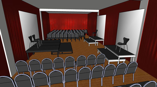 Ruhm-Bühne